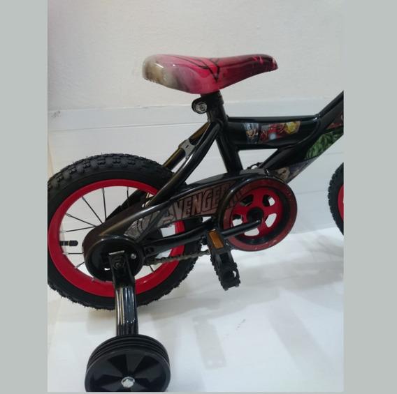 Bicicleta Para Niño Avengers 12 ¡envío Gratis!