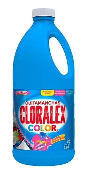 Desmanchador De Ropa Cloralex Color 1.8 L