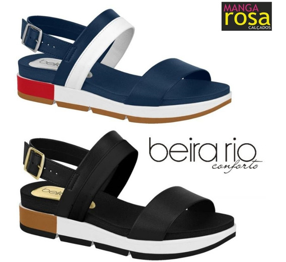Sandalia Feminina Beira Rio 8387203