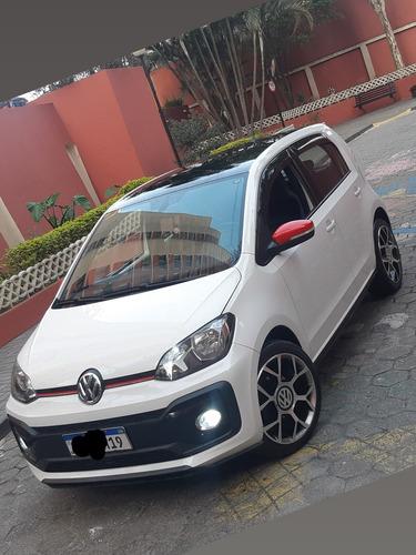 Imagem 1 de 3 de Volkswagen Up! 2018 1.0 Tsi Pepper 5p