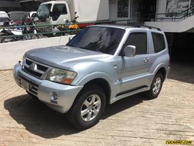Mitsubishi Montero Blindada