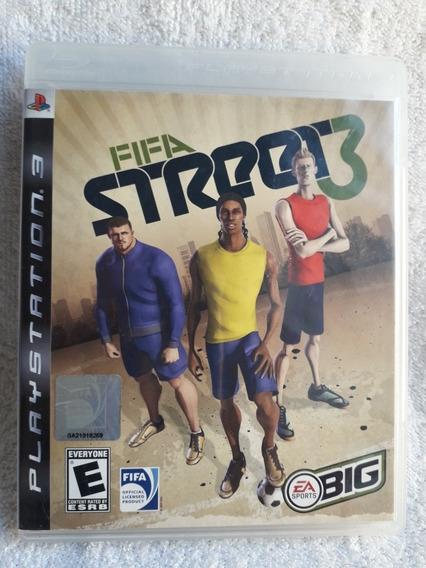 Fifa Street 3 Ps3