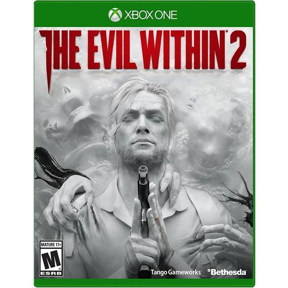 The Evil Within 2 Xbox One Mídia Física Lacrado Original