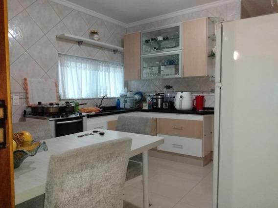 Casa Com 2 Dormitórios Para Alugar, 120 M² - Assunção - São Bernardo Do Campo/sp - Ca10637