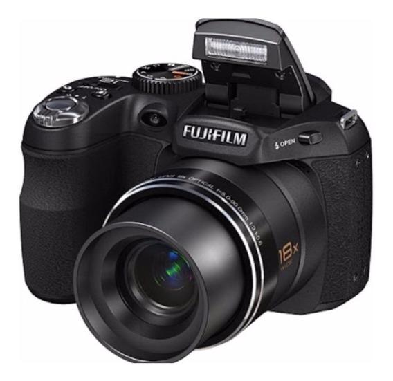Fujifilm Finepix S1800 Semi Nova