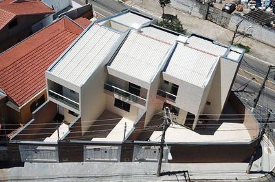 Sobrado Residencial À Venda, Vila Jacuí, São Paulo. - So2416