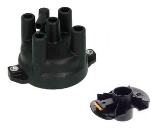 Kit Tampa + Rotor Distribuidor Kia Sephia 1.5/ 1.6