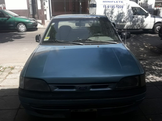 Ford Orion 1.8 Glx Gnc Titular Listo Para Transferir