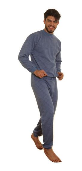 Pijama Hombre Invierno Yacard Pesado Excelente Calidad
