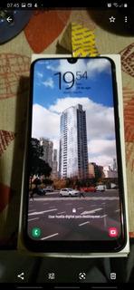 Vendo Samsung A 30 Libre