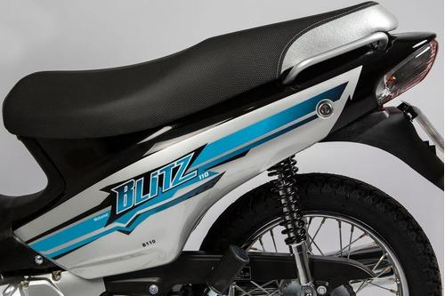 Moto Blitz 110 Motomel  - Ideal Para Repartidores!!!