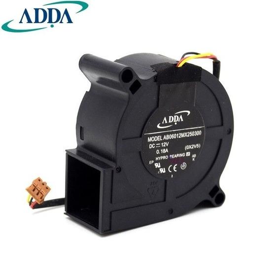 Ventilador Cooler Fan Ventoinha Ab06012mx250300
