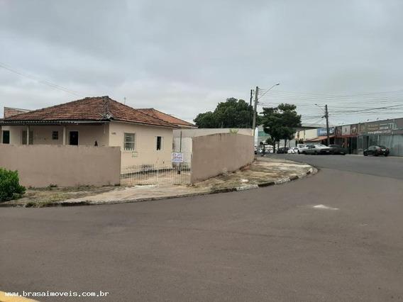 Casa Para Venda Em Presidente Prudente, Pq São Matheus, 2 Dormitórios, 1 Banheiro, 4 Vagas - 3044.001_1-1352129