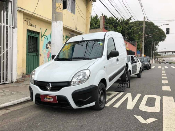 Renault Kangoo Express 2016 1.6 16v Hi-flex 4p