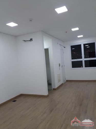 Imagem 1 de 15 de Sala Comercial Boulevard Jacareí Sp Locação - 7844