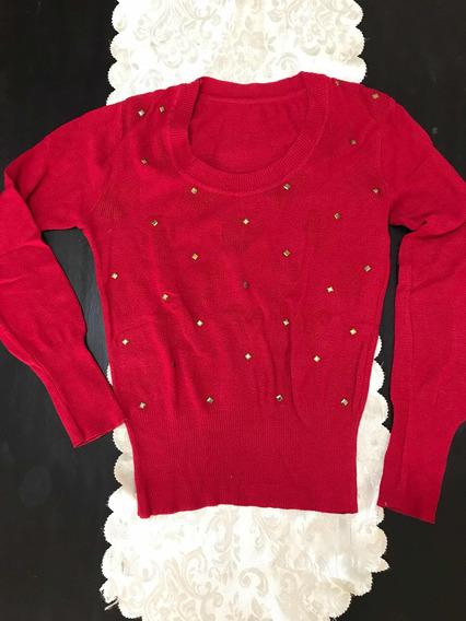 Buzo Sweater De Lana Fino