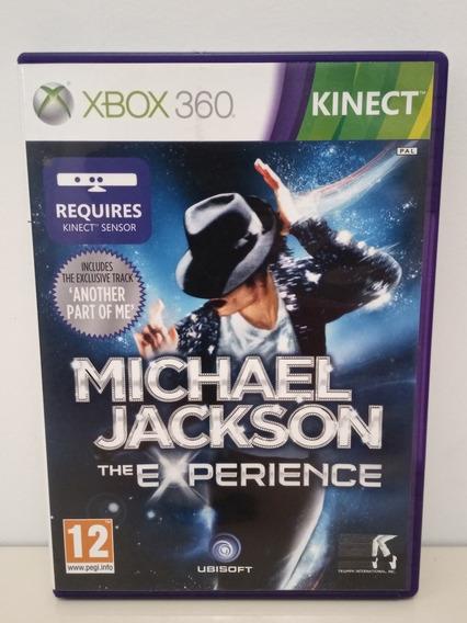 Michael Jackson The Experience Xbox 360 M/ Física Original