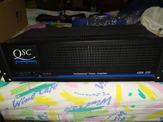 Amplificador Qsc Modelo Usa 370 (200verd)