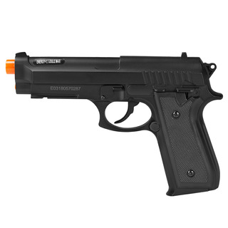 Pistola De Airsoft À Gás Co2 Pt92 Gnb 6mm - Cybergun