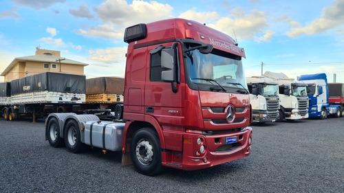 Mercedes Benz Actros 2651 6x4