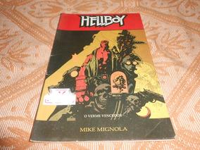 Hq Hellboy O Verme Vencedor. Mike Mignola.