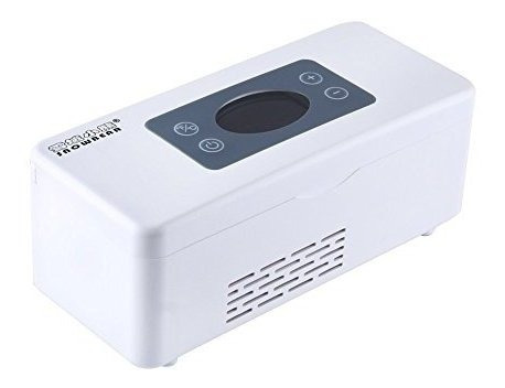 Enfriador De Insulina Portátil Oso De Nieve 2 ~ 25 ° C Caja