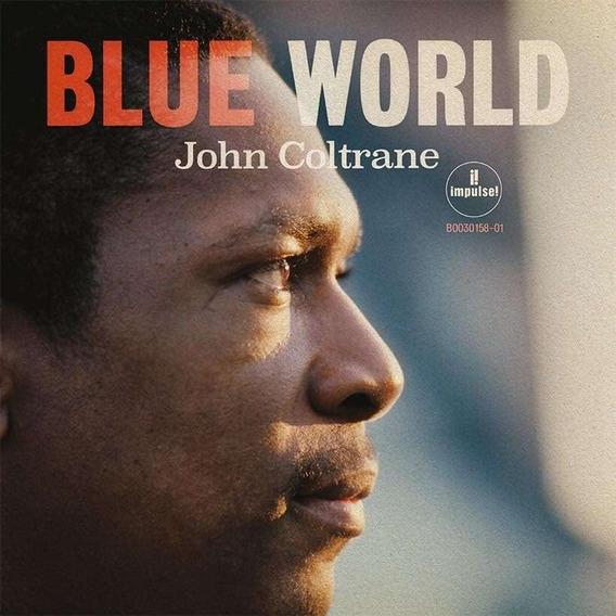 John Coltrane Blue World Cd Nuevo Original Sellado