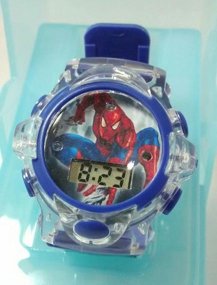 Relógio Infantil Homem Aranha Em Promoção Barat