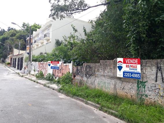 Terreno À Venda, 212 M² Por R$ 350.000,00 - Santana - São Paulo/sp - Te0033
