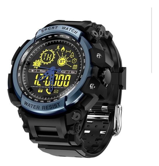 Reloj Inteligente Smartwatch Analogo-digital Deportivo