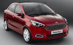 Ford Ka Sedan 1.0 Se Flex 4p 2020 0km