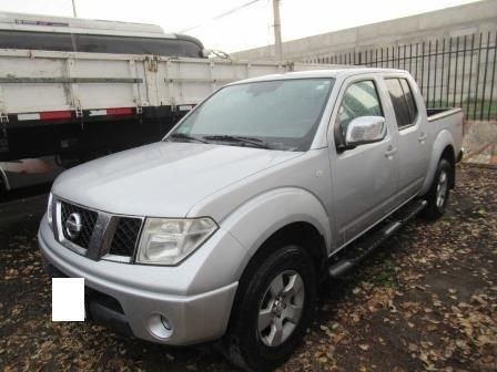 Camioneta Nissan Navara 13-21-201