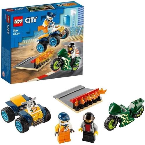 Lego City: Equipo De Especialistas 62 Piezas Up Store