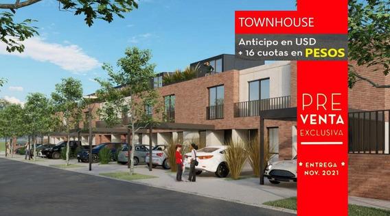 Townhouse   En Venta   Santa Ana Joven   Proyecto   2 Dormitorios   3 Ambientes   Eidicasas   Cuotas En Pesos   Financiación   Sin Expensas  villa Nueva   Buen Acceso  tigre