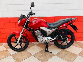 Honda Cg 150 Titan Ex - 2013 - Financiamos - Km 40.000