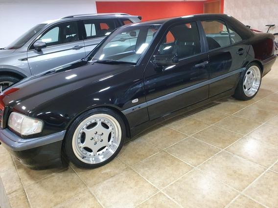 Mercedes-benz Classe C 1.8 Classic 4p 1998