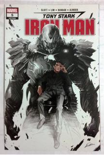 Tony Stark: Iron Man #5 Marvel Fresh Start Legacy #605