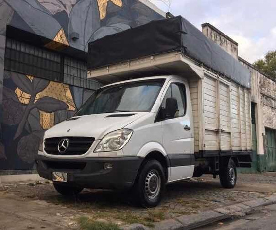 Mercedes-benz Sprinter 2.1 415 Chasis 3665 150 Cv 2012