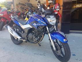 Yamaha Ys Fazer 250 2016 Azul 18000 Km