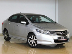 Honda City Dx 1.5 16v Flex, Jju5918