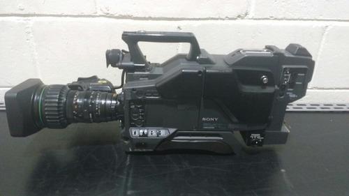 Filmadora Dxc-d35 Com Ca Tx-7