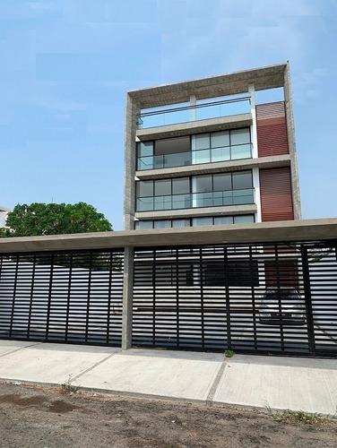 Amplio Departamento Renta Fracc Virginia Boca Del Río, Pb