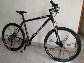 Bicicleta Mazzi 27.5 Hidraúlicos Full 27v Alivio Burzaco