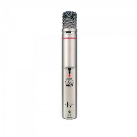 Microfone C1000s Preto Akg