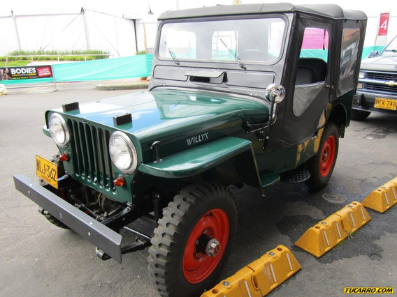 Jeep Willys 1300