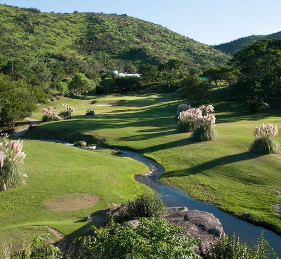 Lote Potrerillo De Larreta Country Golf Con Vista Fondo Golf