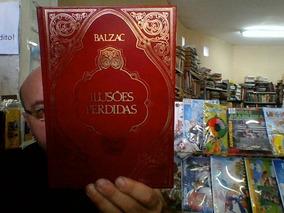 Livro Ilusões Perdidas - Honoré De Balzac