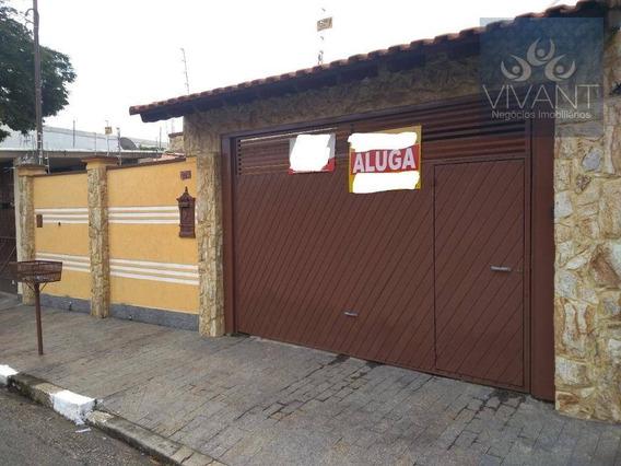 Casa Comercial Para Locação, Jardim Santa Helena, Suzano. - Ca0107