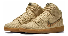 Tênis Nike Dunk Sb Chicken And Waffle High Premium Classic