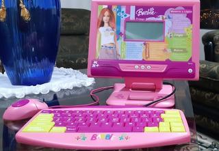 Computadora Barbie (mi Primer Desktop) Original